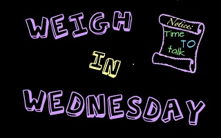 Weigh in wednesday smaller