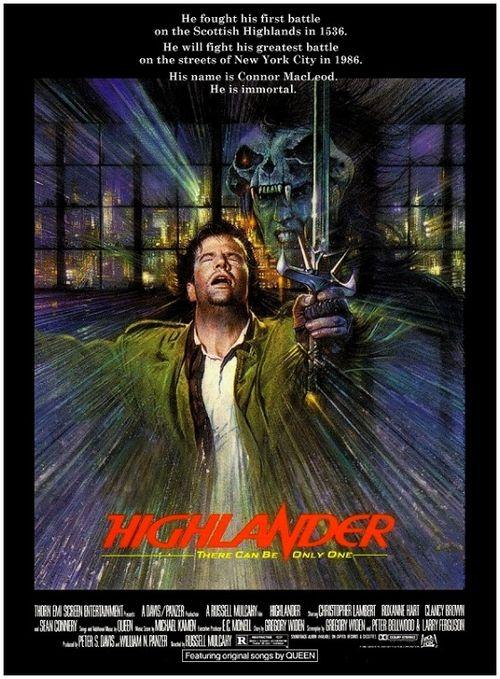 Highlander-Poster