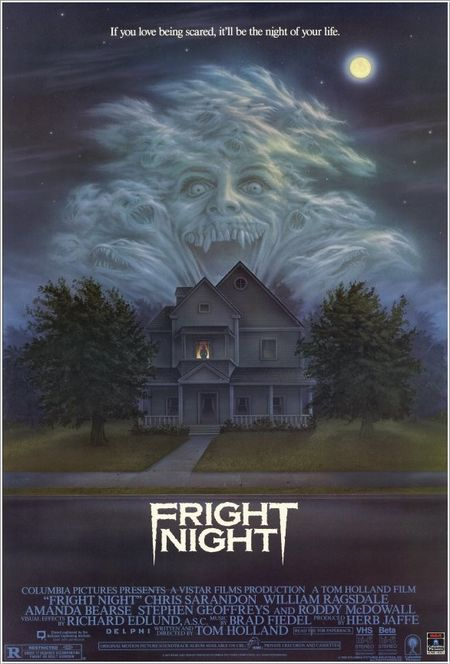 Fright night white