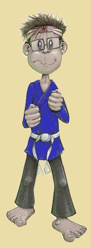 Ned hig blue shirt