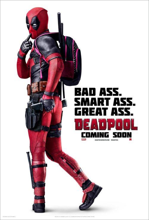 Deadpool-poster