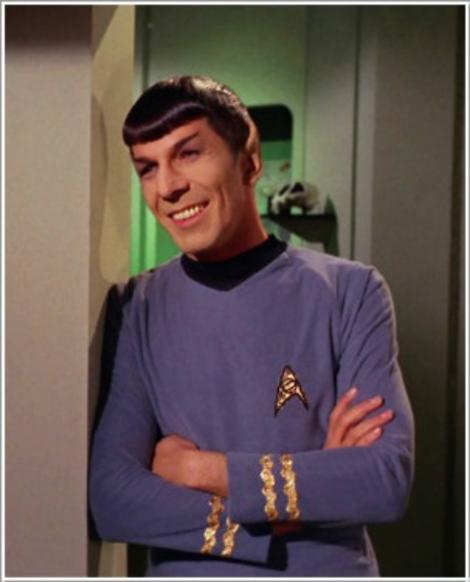 Spocksmile