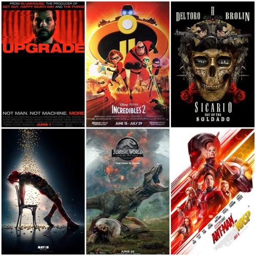 Movie roundup 18