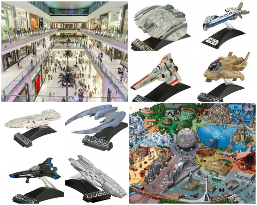 Galact mall